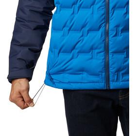Columbia Grand Trek Down Jacket Men bright indigo/collegiate navy